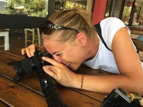 Camerawerk voor SelectCamp in Italië.